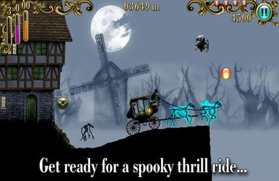 Arcade games: download Spooky Hoofs to your phone
