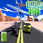 Freeroam city online icon