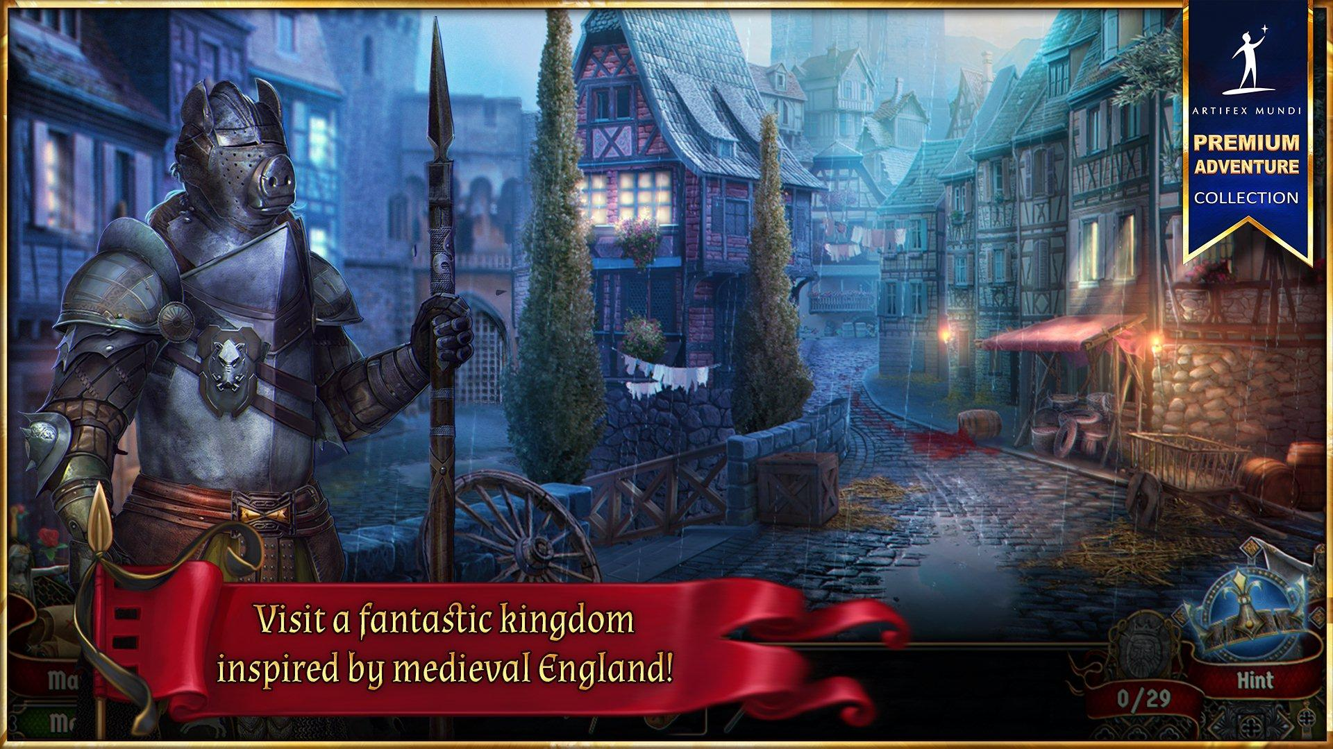 King's Heir: Rise to the Throne (Full) screenshot 1