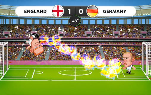 Euro 2016. Head soccer: France 2016 für Android