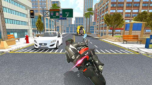 Moto rider für Android
