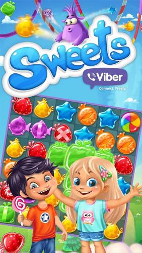 Viber: Sweets Symbol