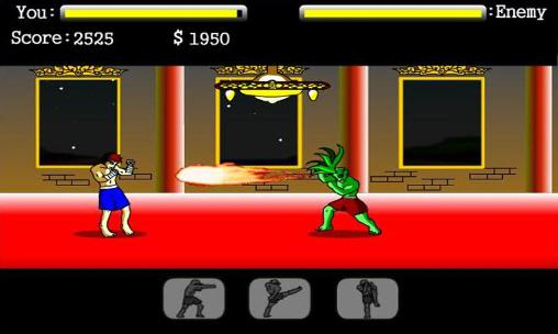 Fighting man captura de pantalla 1