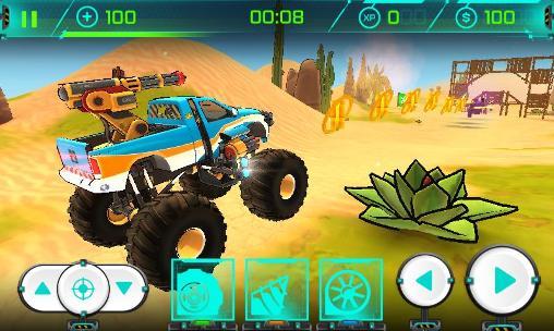 Screenshot Trucksform auf dem iPhone