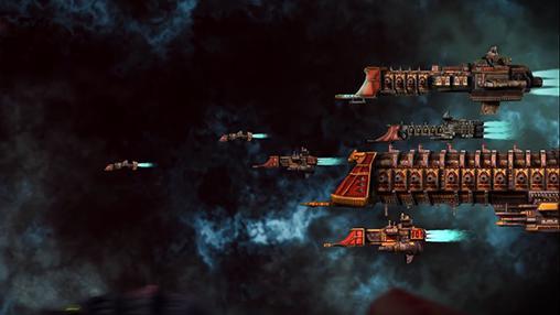 Weltraum Battlefleet gothic: Leviathan auf Deutsch