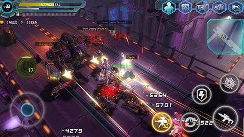 Alien-Spiele Alien zone raid auf Deutsch