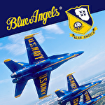 Blue angels: Aerobatic sim icon
