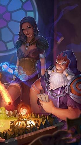 Onlinespiele Magic league pro für das Smartphone