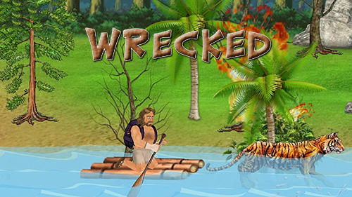 Wrecked: Island survival sim capture d'écran 1