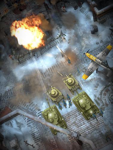 Belagerung: Zweiter Weltkrieg für iPhone