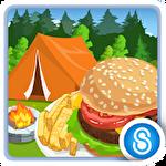 Restaurant story: Summer camp Symbol