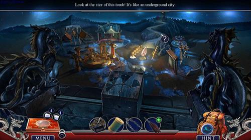 Abenteuer-Spiele Hidden expedition: The eternal emperor. Collector's edition für das Smartphone