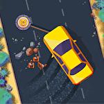 Car hook: Mad drift ícone