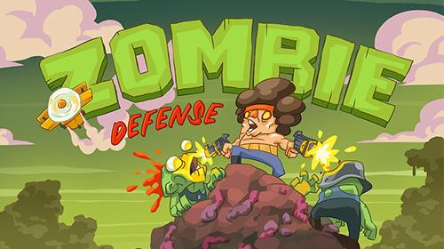 Zombie defense by DIVMOB captura de pantalla 1