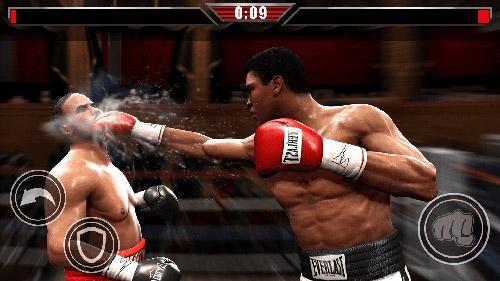 Real fist capture d'écran 1