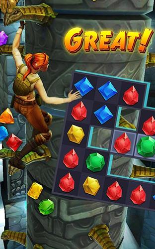 Temple run: Treasure hunters для Android