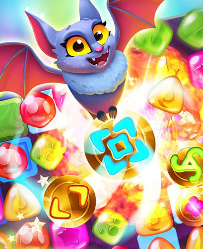 Charms of the witch: Magic match 3 games für Android