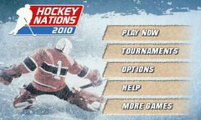 Hockey Nations 2010 Symbol