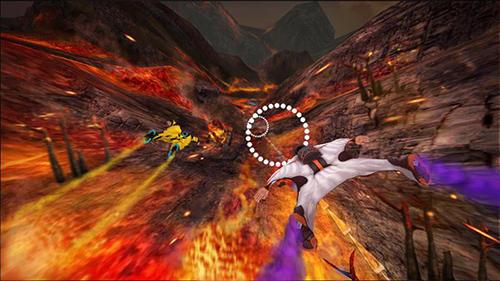 Arcade-Spiele Wingsuit flying für das Smartphone
