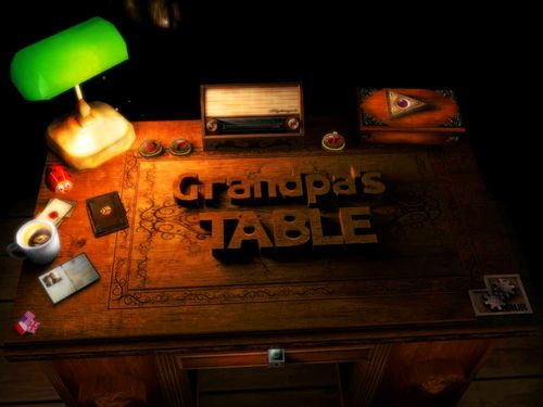 logo Großvaters Tisch