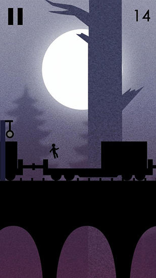 Train runner for Android