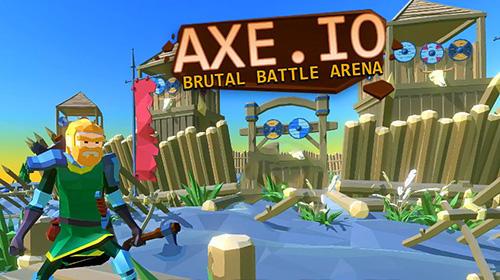 logo Axe: Campo de batalla de caballeros crueles