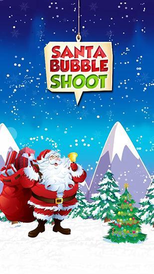 Иконка Santa bubble shoot