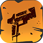 Rise of colonies: Uprising. Cyberpunk 3D action game Symbol