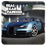 Real car parking 2018 Symbol