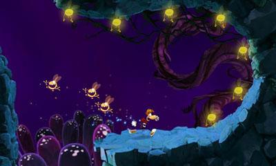 Juegos de plataformas Rayman Jungle Run en español