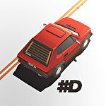 Drive: An endless driving video game Symbol