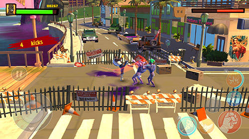 Shaq fu: A legend reborn Screenshot