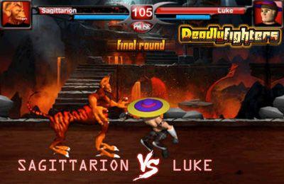 Multiplayer: Lade Tödliche Kämpfer - Mehrspieler auf dein Handy herunter