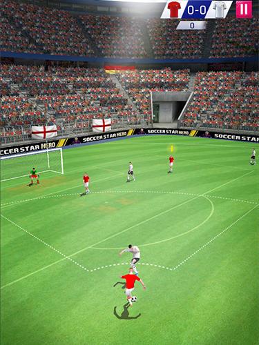 Soccer star 2019: Ultimate hero. The soccer game! Screenshot