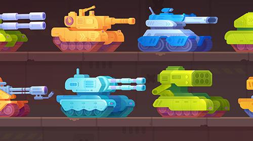 Screenshot Tank stars on iPhone
