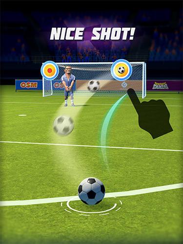 Football arcade auf Deutsch