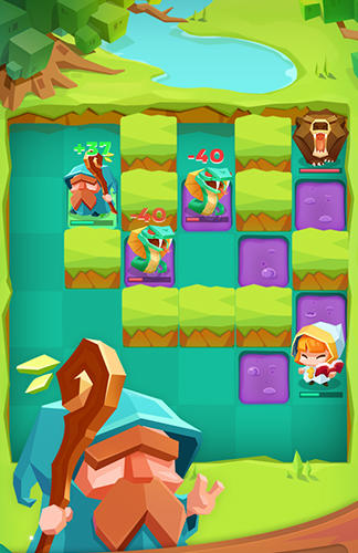 Push heroes für Android