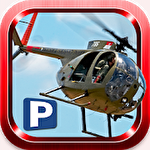 Helicopter rescue pilot 3D icône