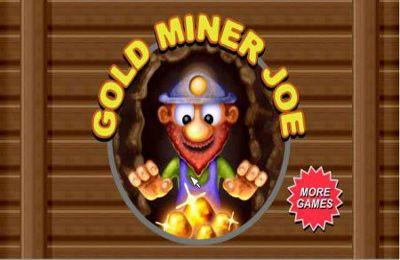 logo Gold Miner Joe