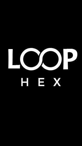 logo Infinity loop: Hex