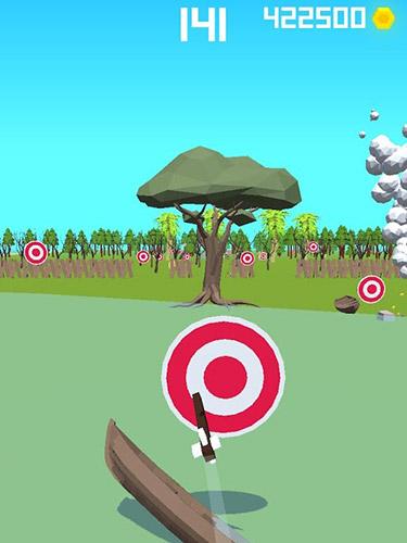 Arcade-Spiele Arrow matrix für das Smartphone