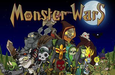 логотип Войны Монстров