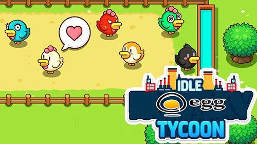 Idle egg tycoon captura de tela 1