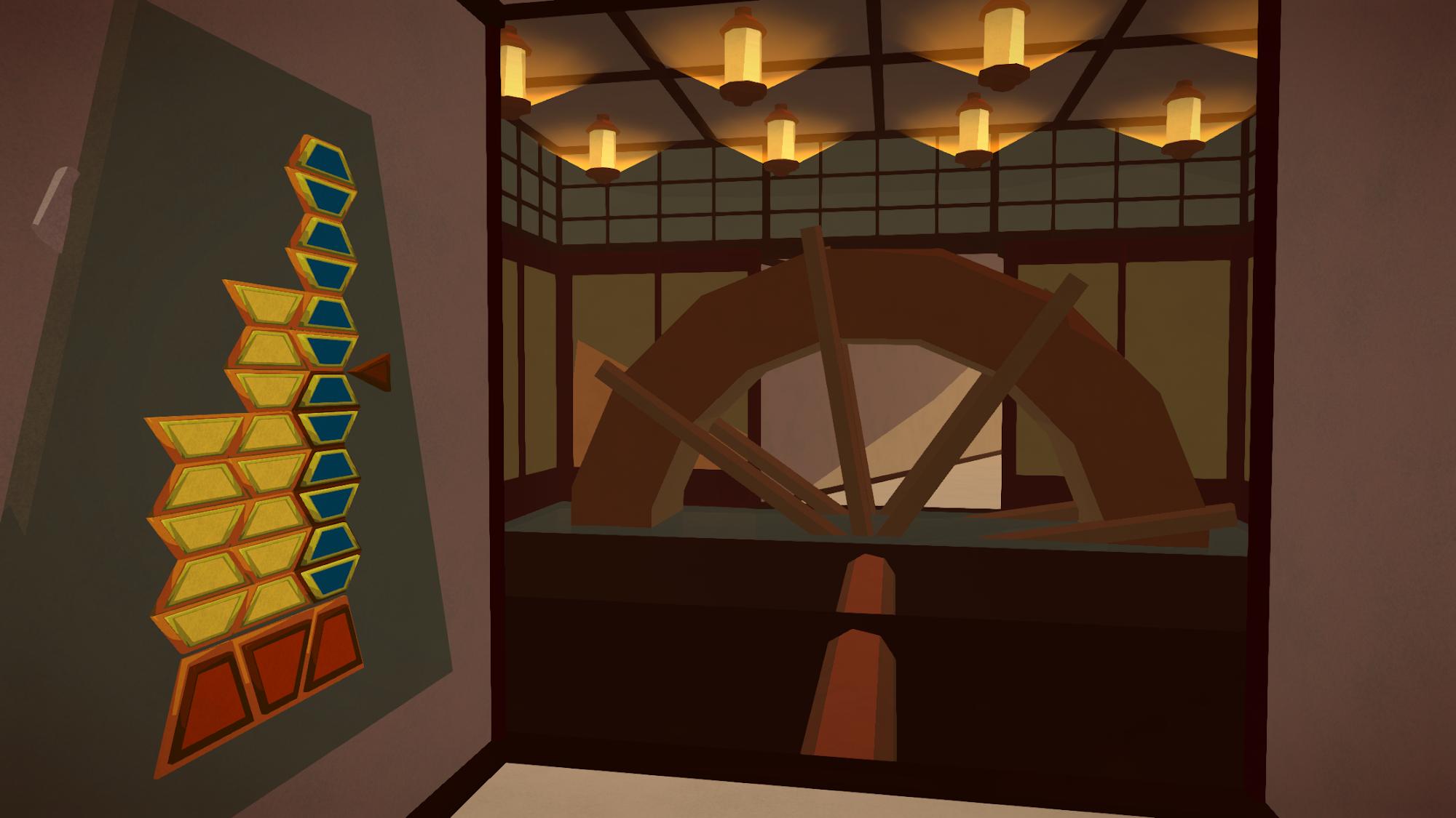 Mystic Escape - Diary of Prisoner Adventure Puzzle captura de tela 1