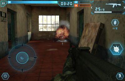 Captura de pantalla El campo de batalla 3: La réplica en iPhone
