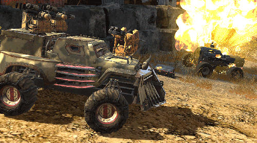 Shooter Crossout mobile auf Deutsch