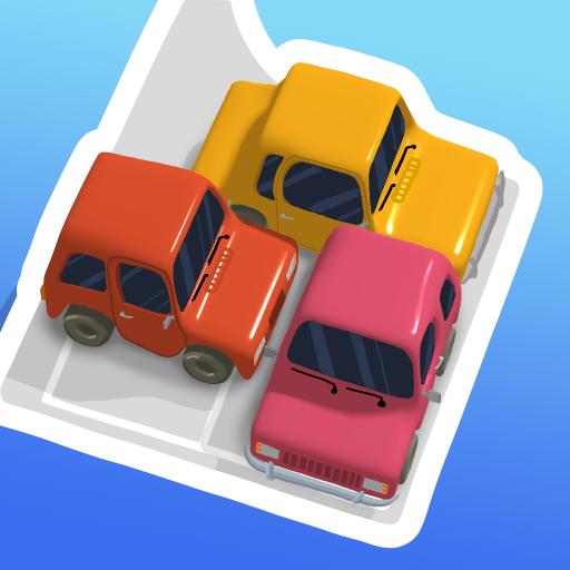 Parking Jam 3D Symbol