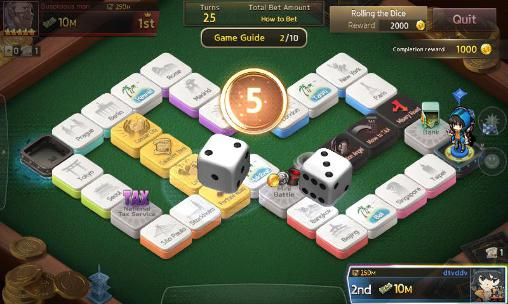 Game of dice pour Android