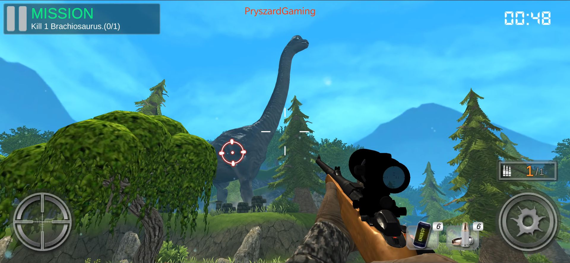 Dino Hunter King for Android