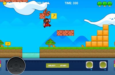 Arcade-Spiele: Lade Ultra Dario auf dein Handy herunter